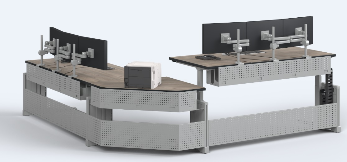 Elicon VC-E valvelaud (reguleeritav)