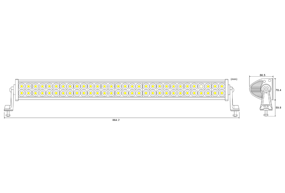 LED-töötuled