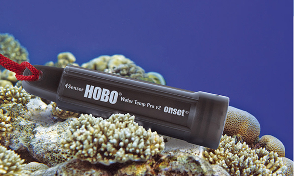 Lämpötilaloggeri HOBO Temp Pro V2