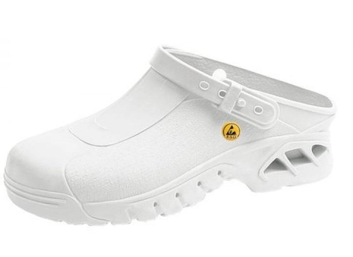 Puhasruumi jalatsid, autoklaavitavad