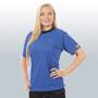 2657 sininen T-paita