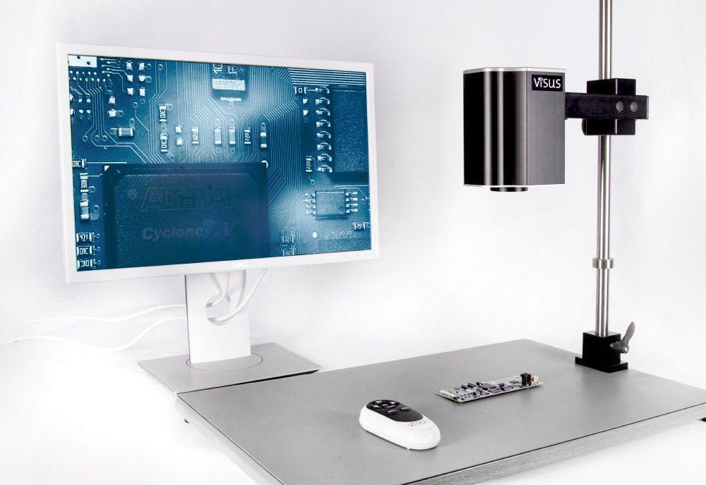 Digitaalsed Videomikroskoobid