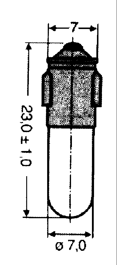 Ba7s neoonlambid ja hõõglambid