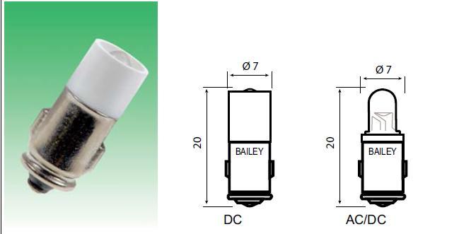 Ba7s LED-lamp