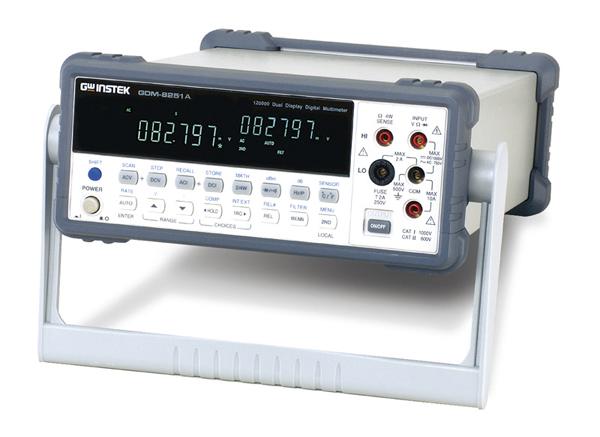 Lauamultimeeter GW Instek GDM-8251A