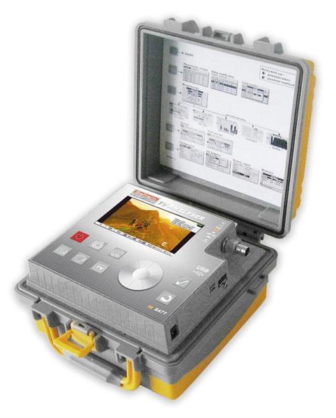 Digi-tv-väljatugevuse mõõtja Sefram 7806