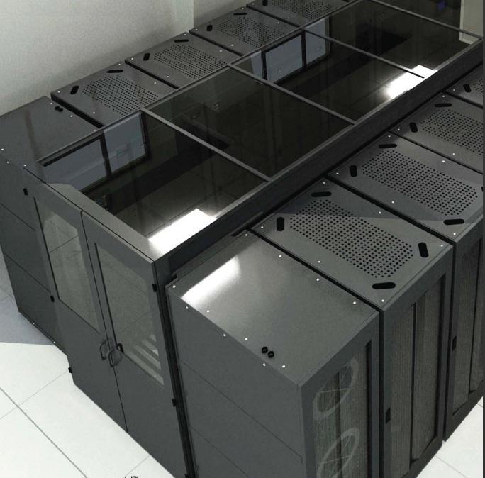 Serverikapid, Arvutisaalid