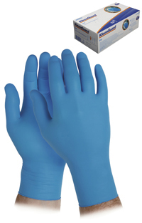 G10 Arctic Blue nitriilkinnas