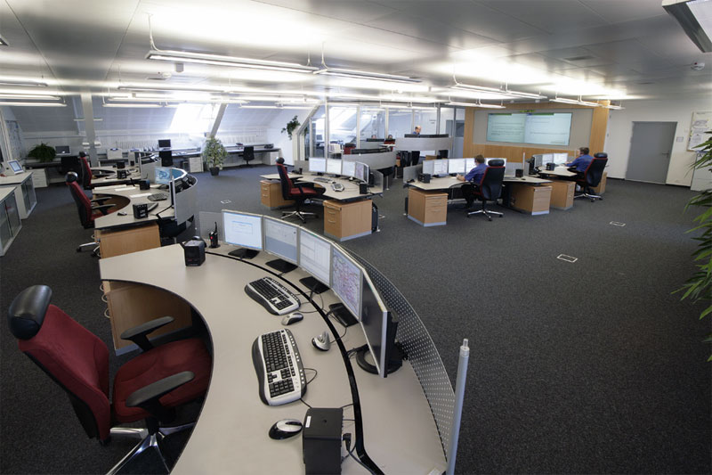 Elicon Control Station lauad (reguleeritavad)