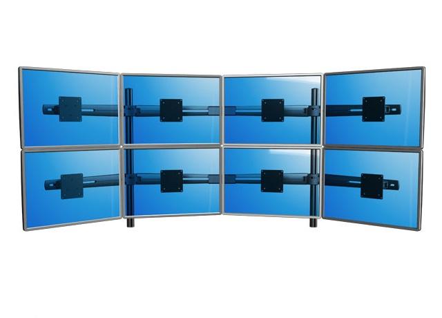 ViewMaster seeria ,  2 x 4 monitori