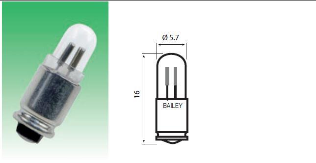 T-1 3/4 Mg6s/9  hõõg- ja neoonlambid