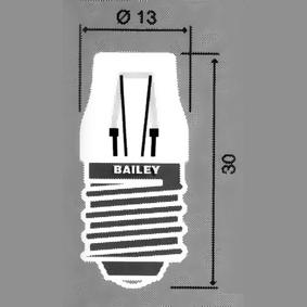 E-14 lambid 13x30 mm