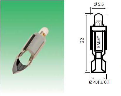T-5.5k  LED-lambid