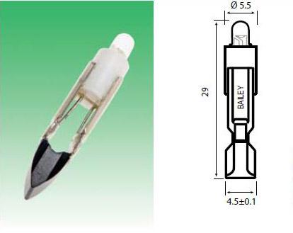 T-5.5  LED-lambid