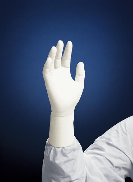 Kimtech G3 White Nitriilkinnas