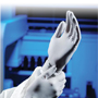 Kimtech G3 Sterile Sterling Nitriilkinnas