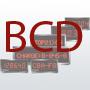 Paneelitablood, BCD