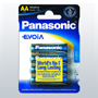 Panasonic Evoia seeria patareid