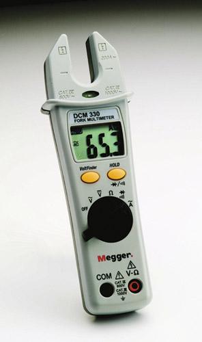 AC-ampertangid Megger DCM330