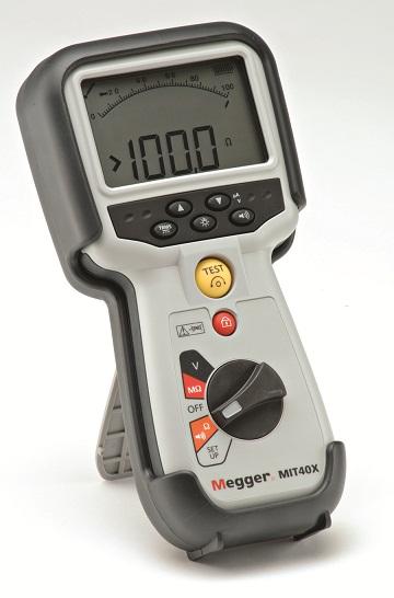 Megger MIT40X