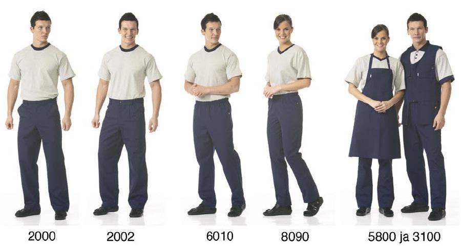 ESD-püksid/vestid