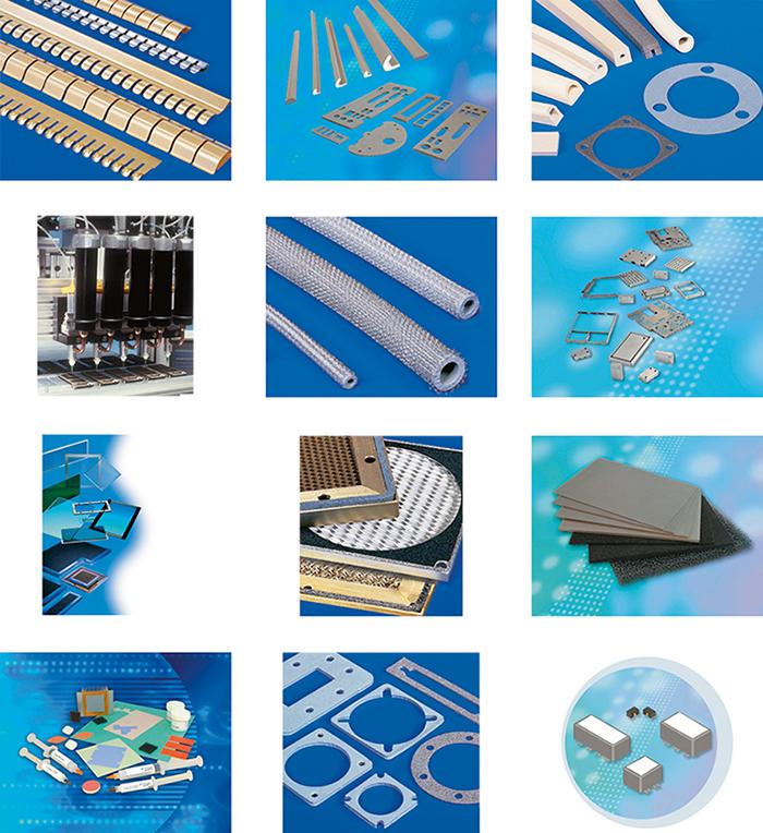 Soojustjuhtivad materjalid, EMC/EMI-kaitse