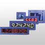 SS302 ja SX302 seeria tablood 20 mA TTY/RS232 sisendiga