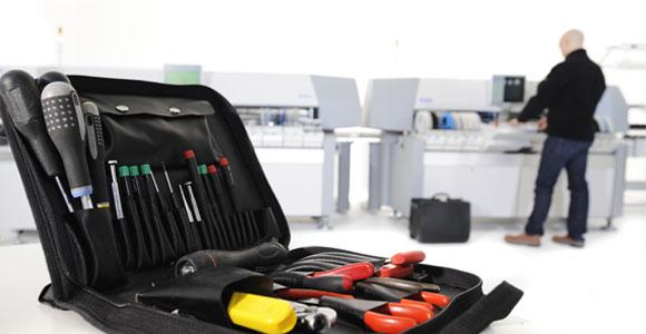 Hooldus-, remondi- ja paigaldusteenused / Service