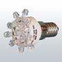 E-14 LED-lamp avariivalgustusele - 360 kraadi