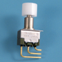 "Nikkai MB-""light touch""-sarja surunupplülitid trükkplaadile, vertical mounting"