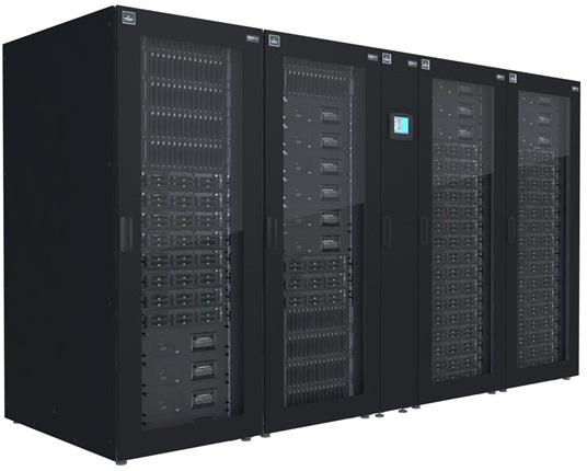 DCL -soojusvaheti 1-4 serverikapile (30 - 34 kW)
