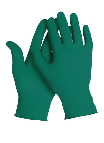 Kimtech Green Nitriilkinnas