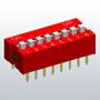 NDS-sarja DIP-lülitid, Diptronics