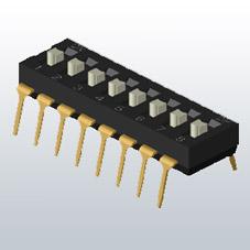 NDI(R)-sarja DIP-lülitid, Diptronics