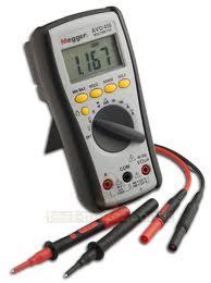 Digitaalne TRMS-multimeeter Megger 410