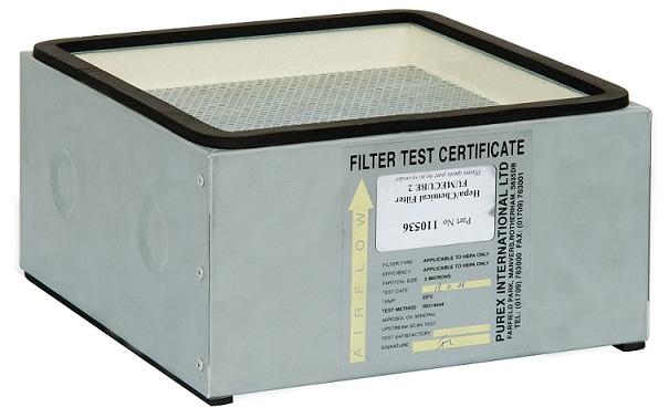 FumeCube filtrid