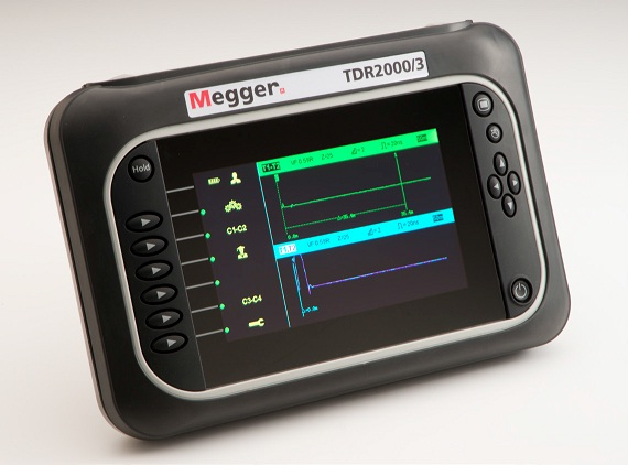 Reflektomeeter Megger TDR-2000/3P