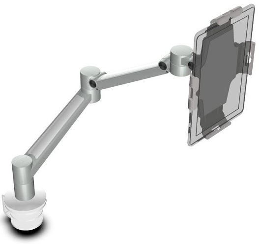 Tahvelarvuti kandur lauakinnitusega