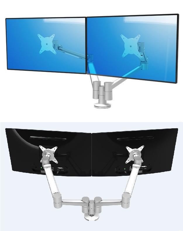 ViewLite Plus, monitori kiirkinnitused