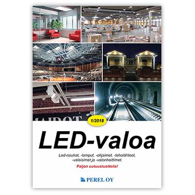 LED lambid brošüür