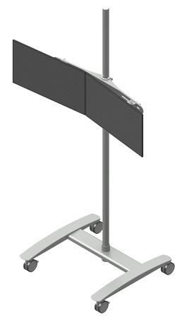 ViewMate vaunu 2 monitorin telineellä