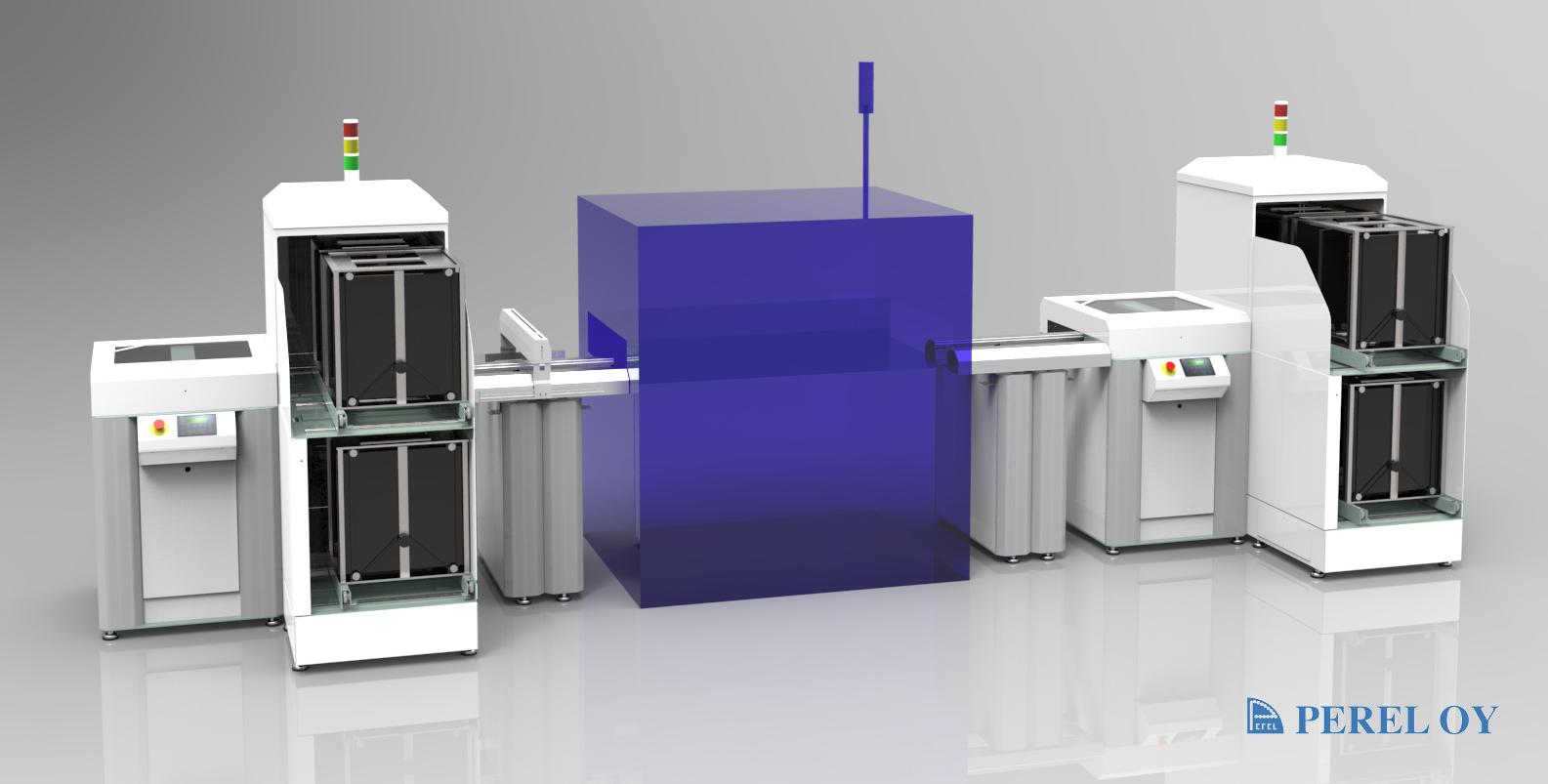 Electro Design trükkplaadi transportöörid