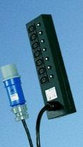 IEC320 rasia, input 32A