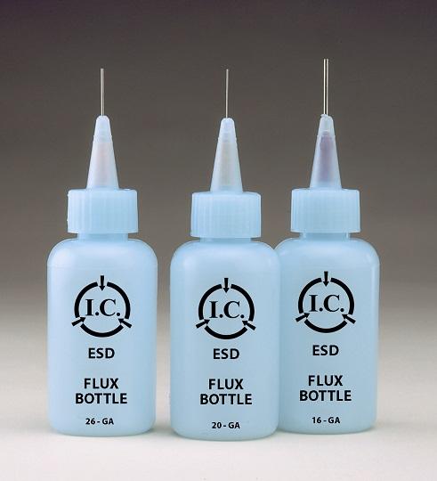 Fluxi pudelid nõelaga