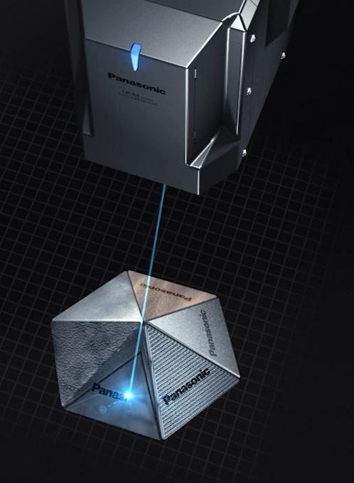 Panasonic lasermarkeerimisseadmed
