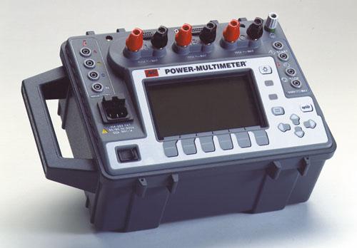 Energia-analysaattori, tehoyleismittari Megger PMM-1