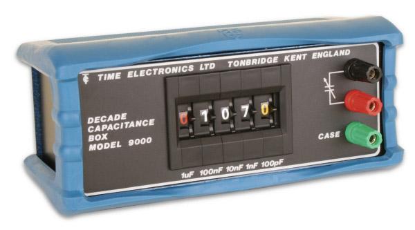 Kapasitanssidekadi Time Electronics 1071
