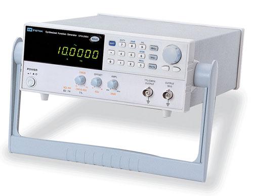 Funktiogeneraattori GW Instek SFG-2004