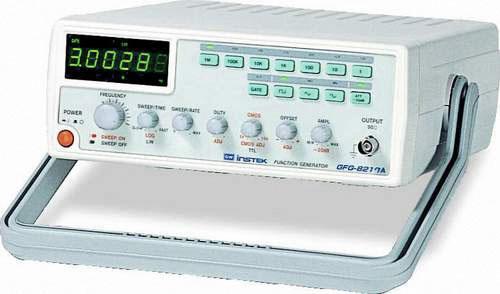 Funktiogeneraattori GW Instek GFG-8217A