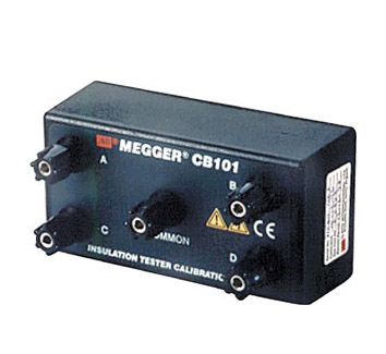 Vastuslaatikko Megger CB101